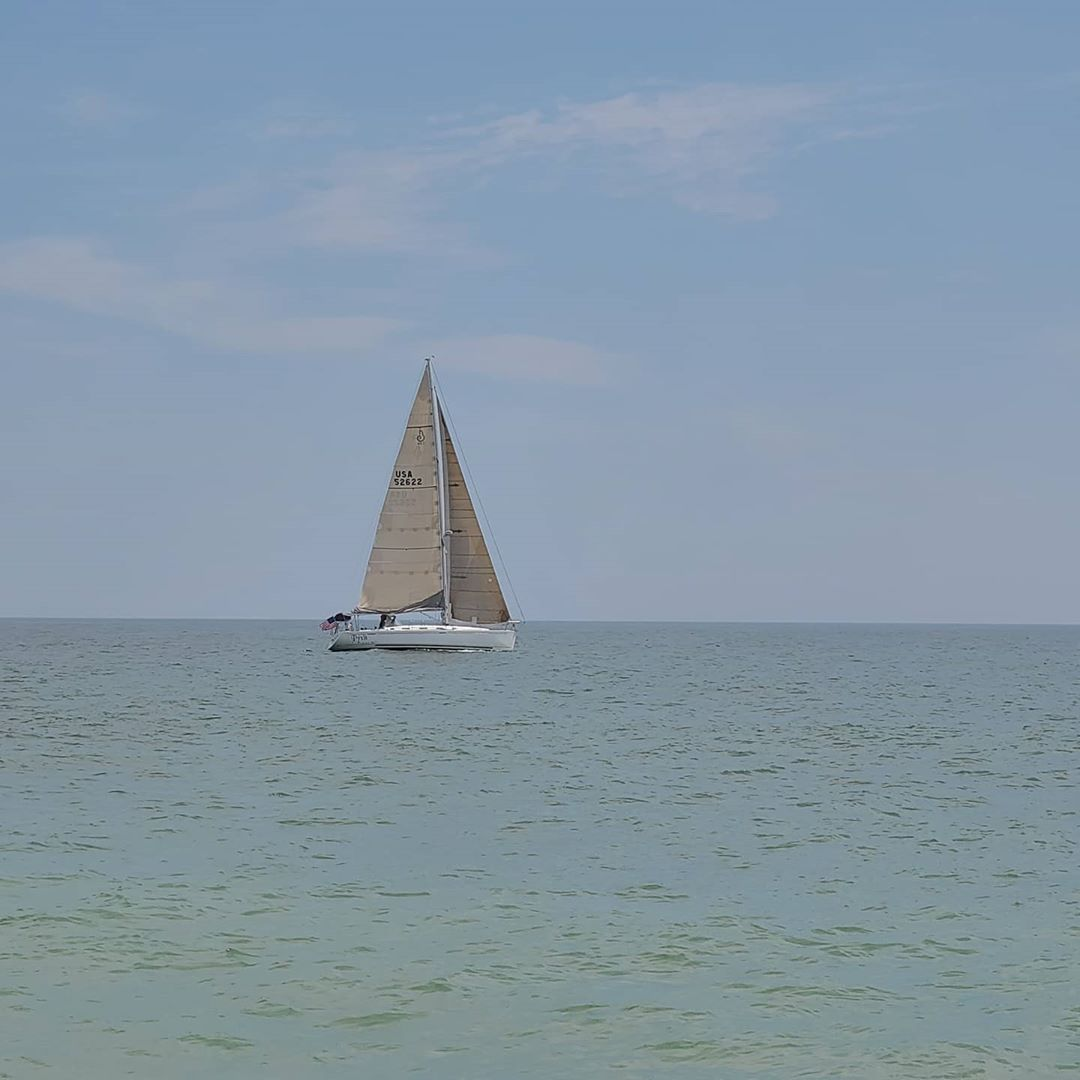 LBI Beautiful day for a sail..    …
