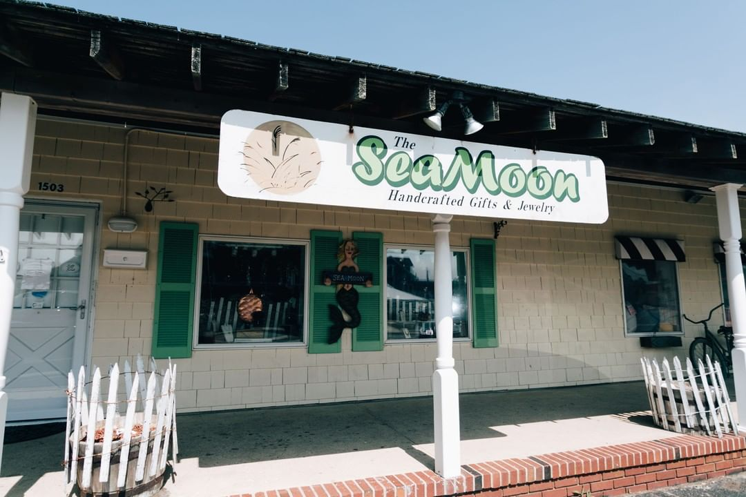 LBI Business Highlight! The Sea Moon offers a unique selection of jewelry and gifts …