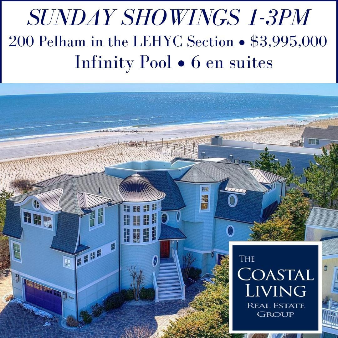 LBI Call for a Sunday Showing 609-492-4444.  This New Listing is the best Beach Have…