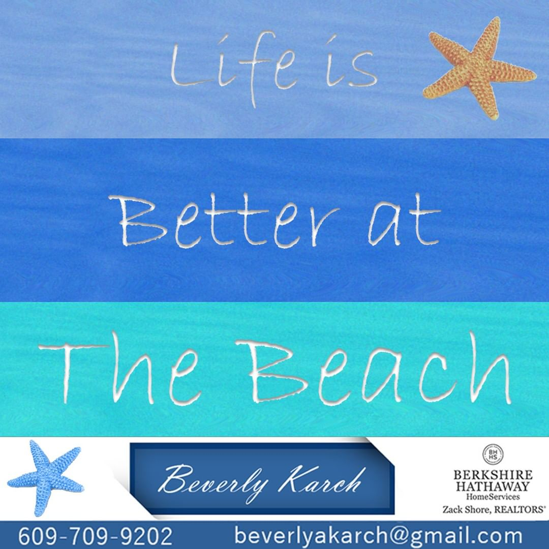 LBI Don't you agree??? If you are ready to buy that beach home you've been wanting, …