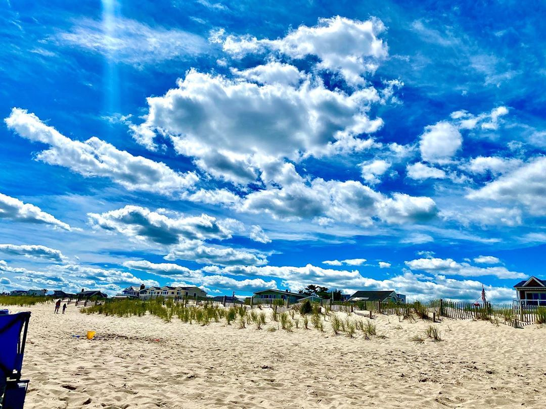 LBI Dunes and daylight.                          …