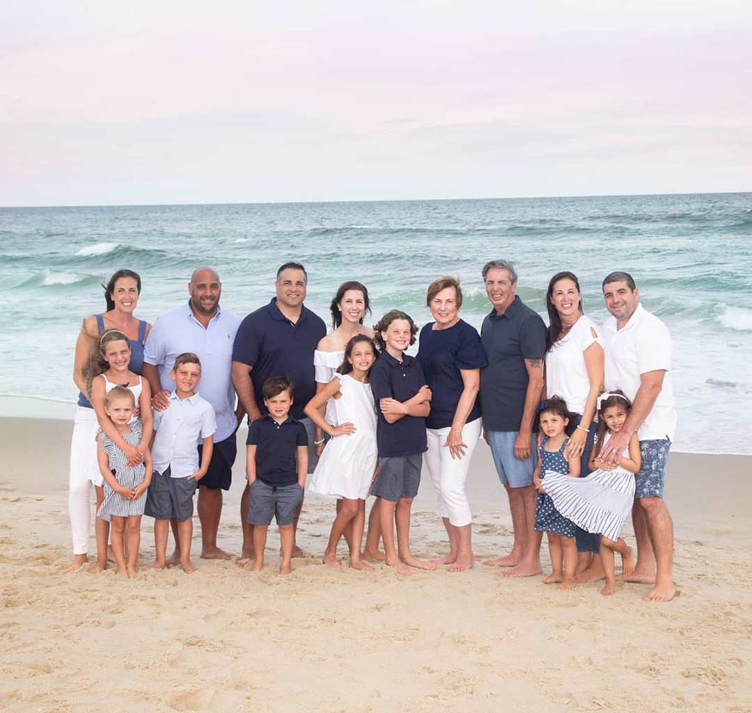 LBI Family Beach Photo Session  Ship Bottom, NJ LBI  We can accommodate any size fam…