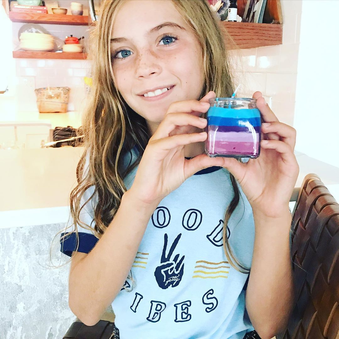 LBI Ford and her friend GG made some candles this weekend. We hit  and got container…