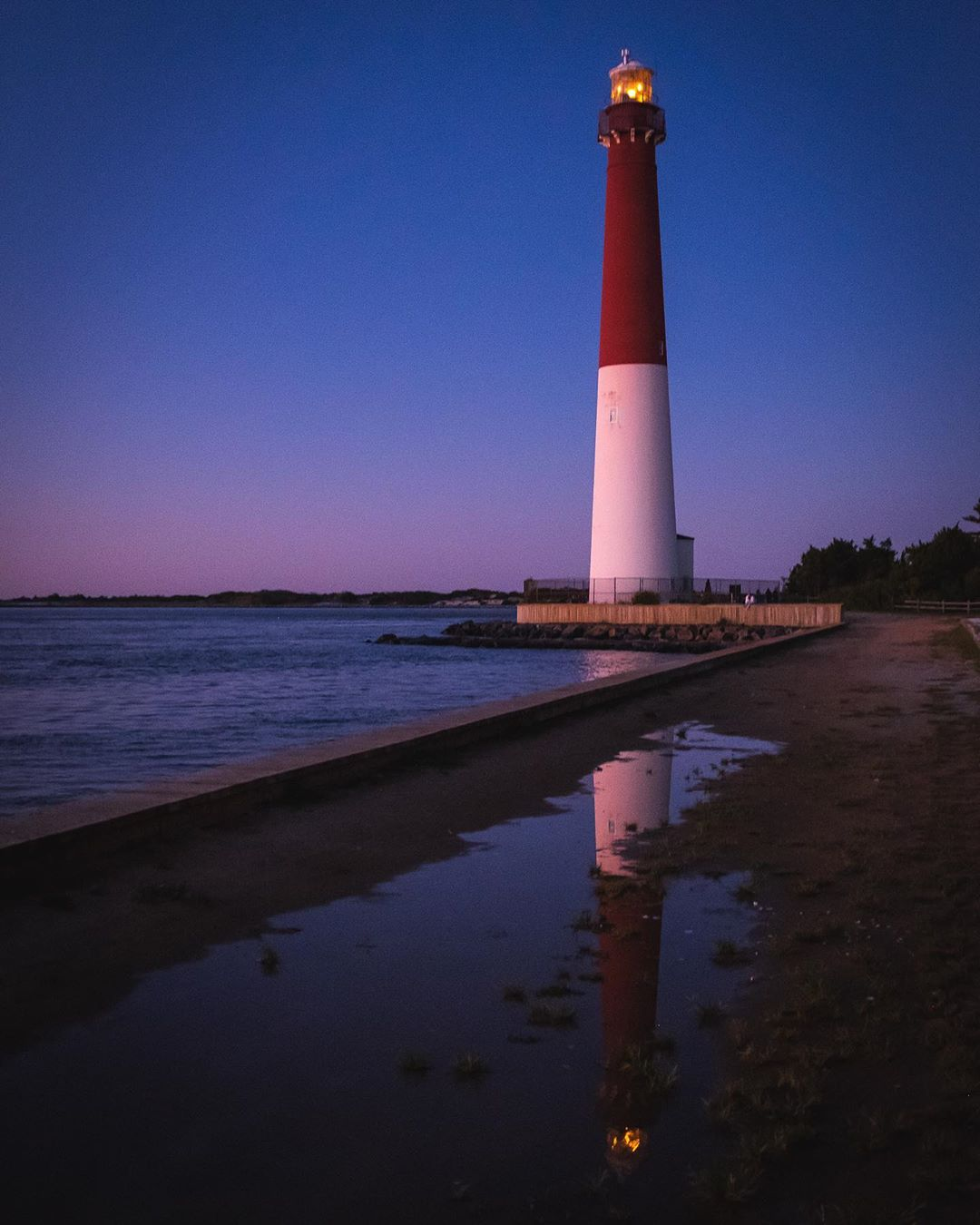 LBI Had a great trip down to the Barnegat Lighthouse!…