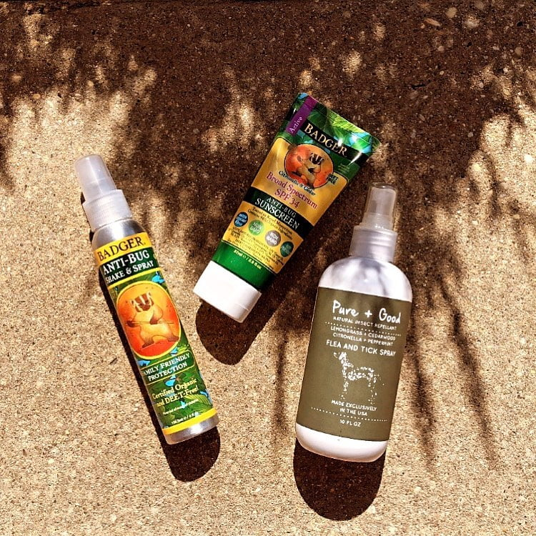 LBI Have the best beach day with these bug repelling products! The west wind doesn't…