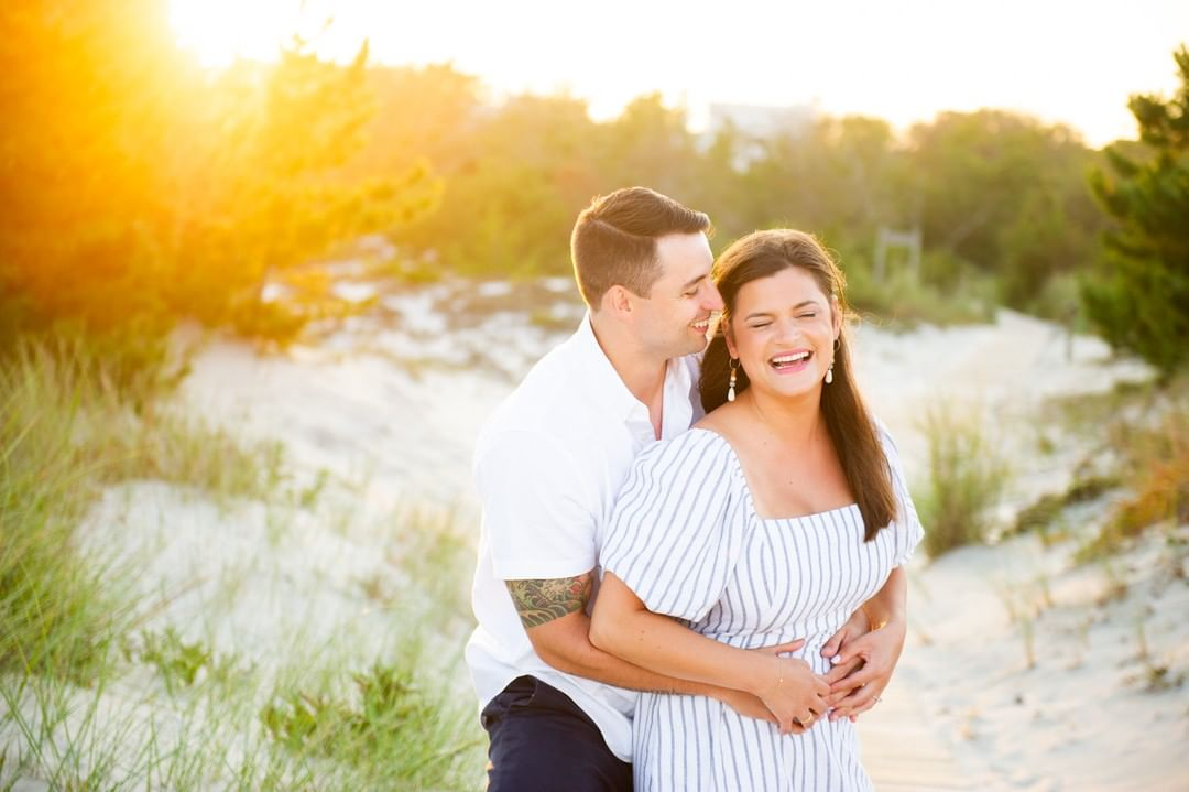 LBI Hi, my name is LeAnna and I am in love with the engagement session I did last ni…