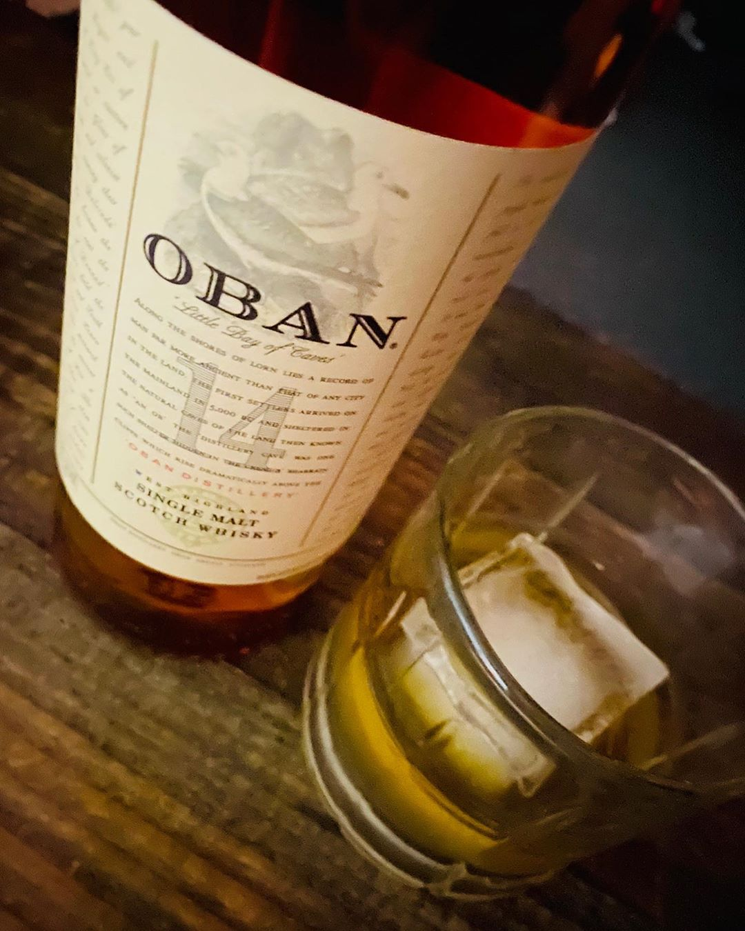 LBI In the mood for a wee dram this evening… – – – – – –             …