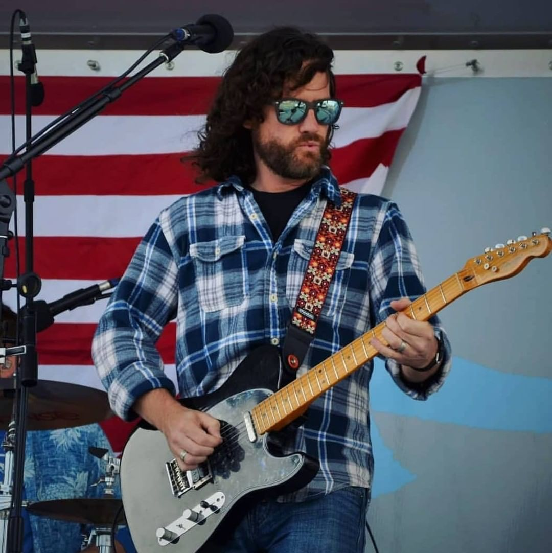 LBI Local boy Jimmy_Brogan rocking in our great outdoors tonight, 7-10.  Great way …