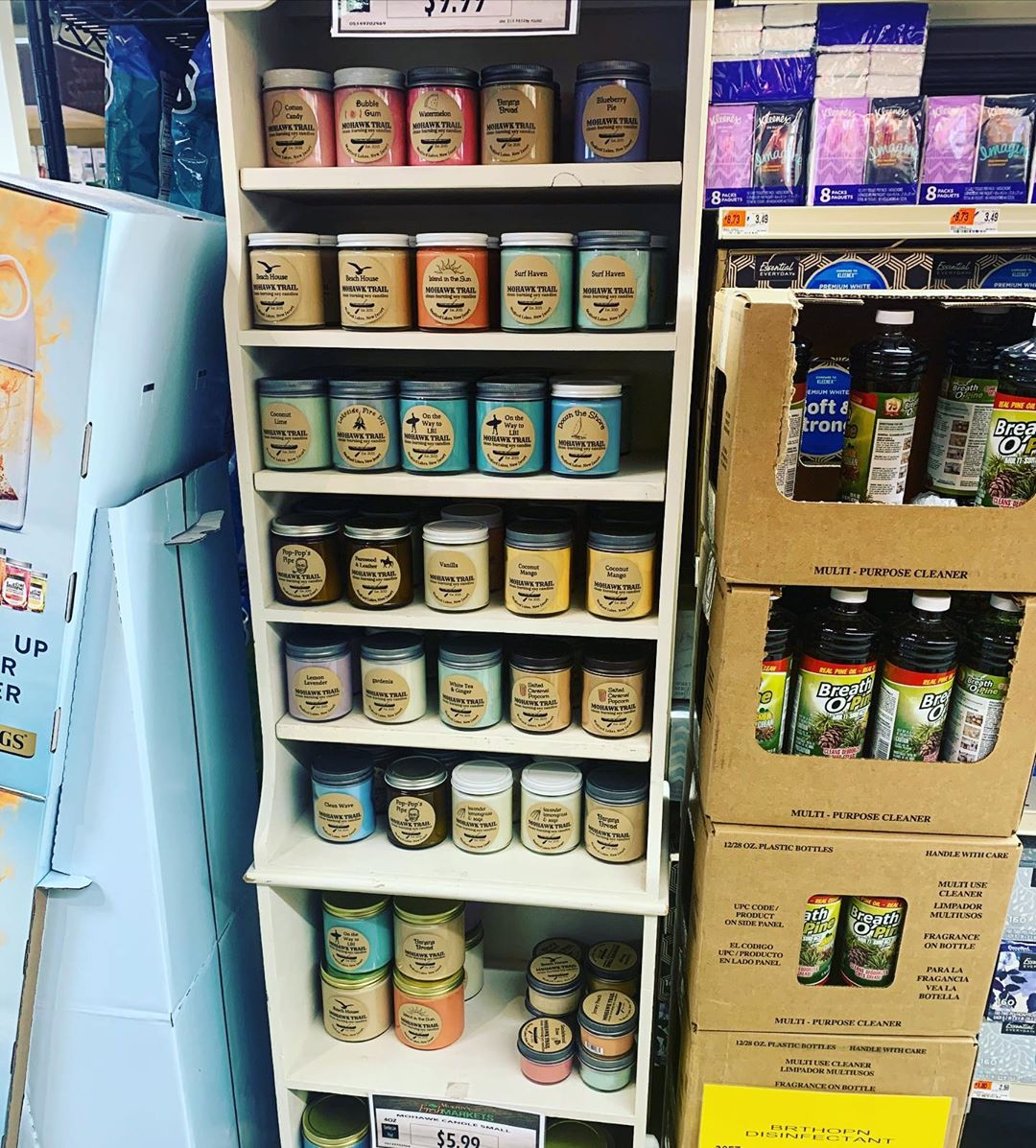 LBI Murphy's Beach Haven is all stocked up! Thanks for keeping me busy!         …