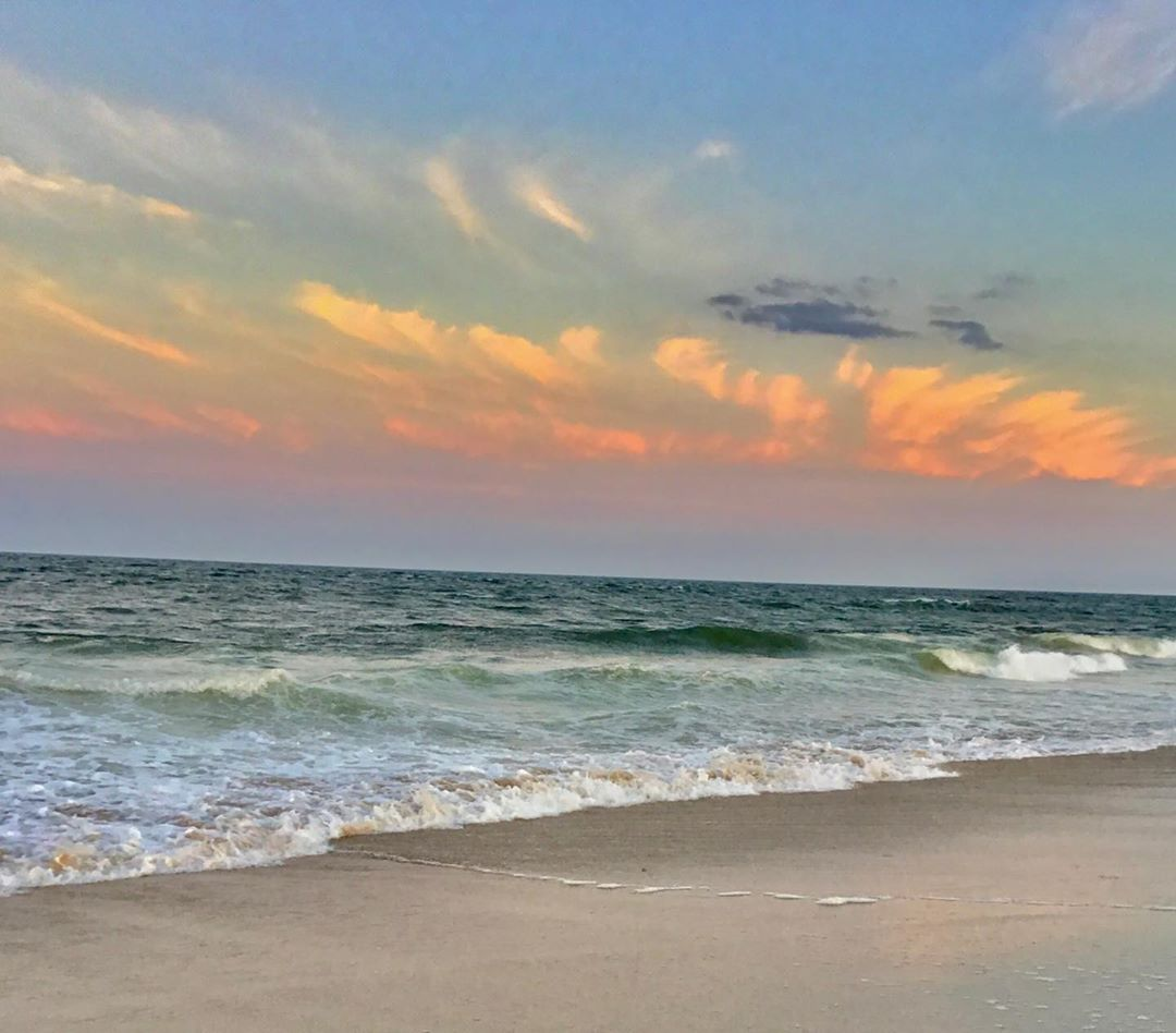 LBI Nights with my kids ~  making memories.        And, do you see that …