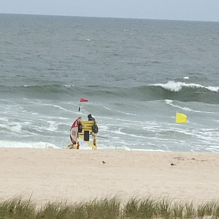 LBI No swimming today.     …