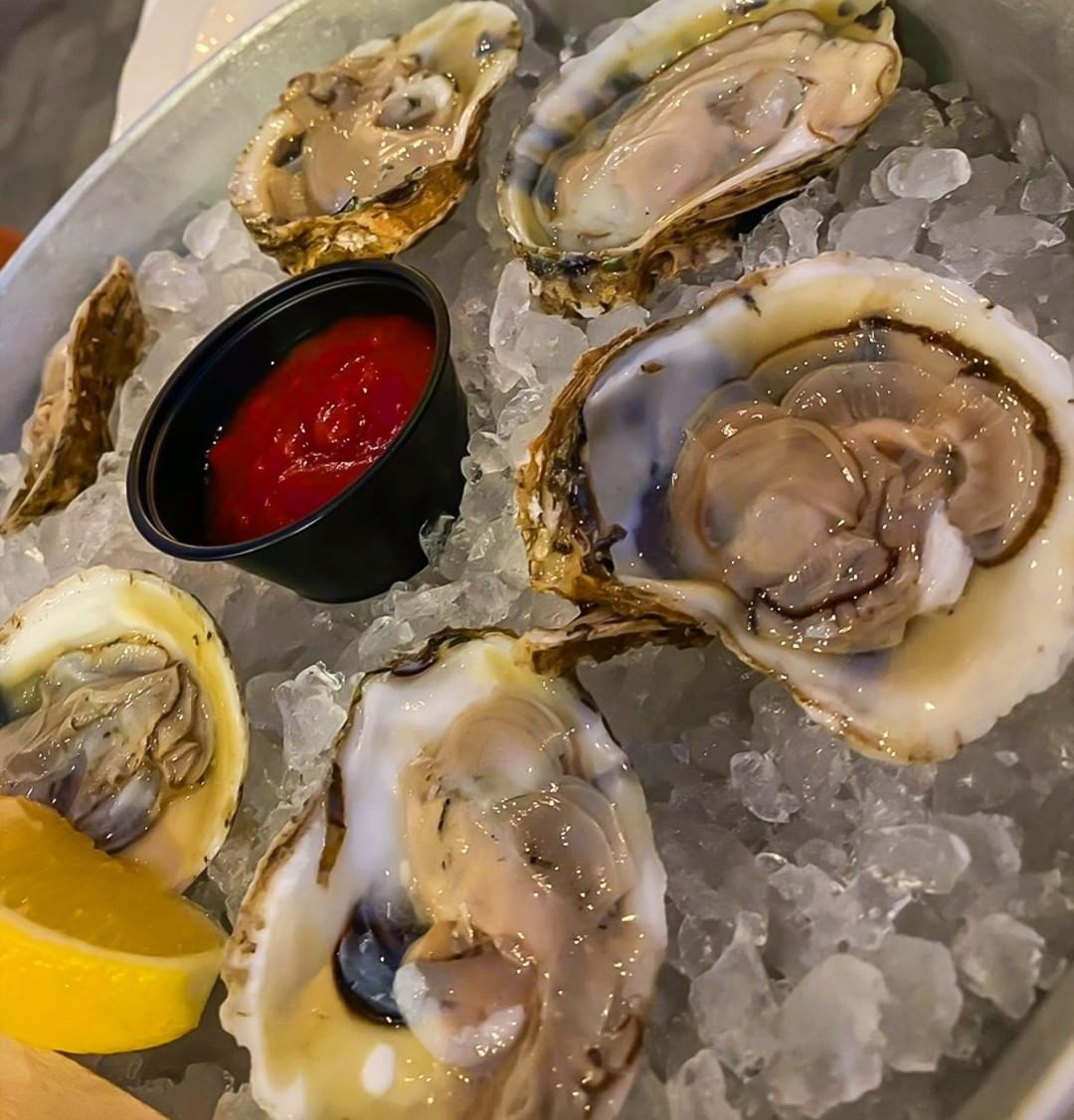 LBI Oysters or clams, which do you think are best? Get a head to head taste test on …