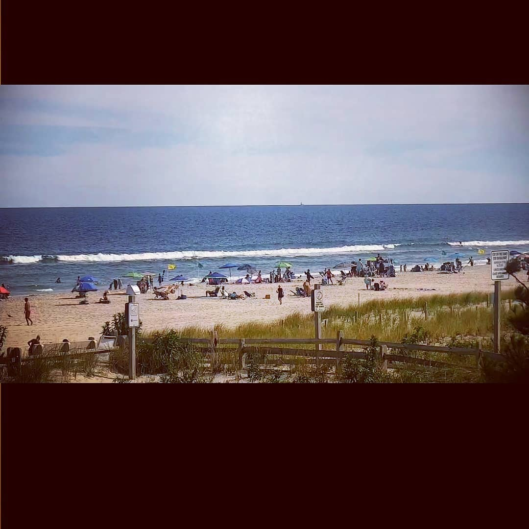 LBI SURF/BEACH REPORT  74° Ocean temp 71°-74° Small SE swell continues over the day …