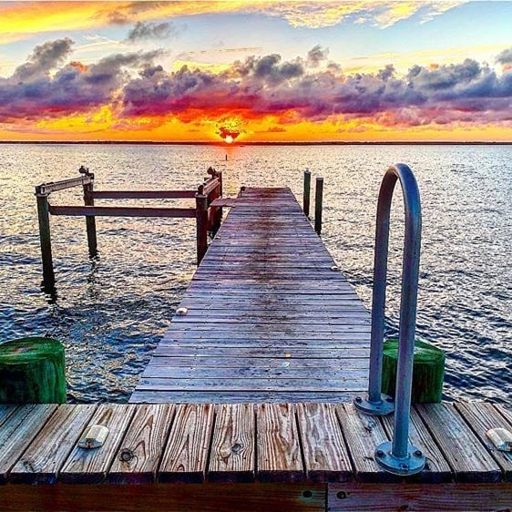 Read more about the article LBI Sitting on the dock of the bay…                  …