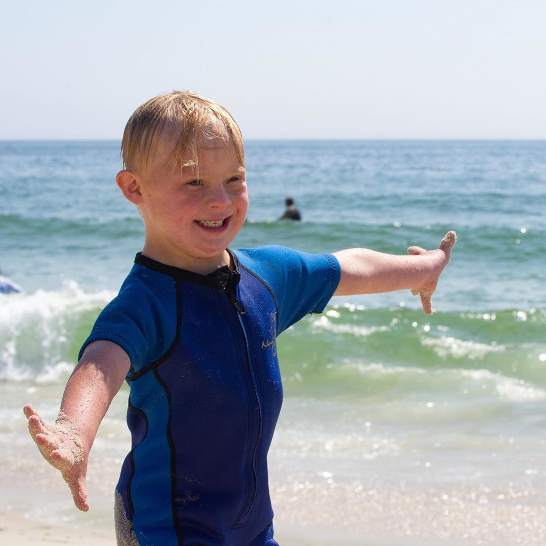 LBI Smiles, Splashes, & Support @wavesofstrength . . . .              event …