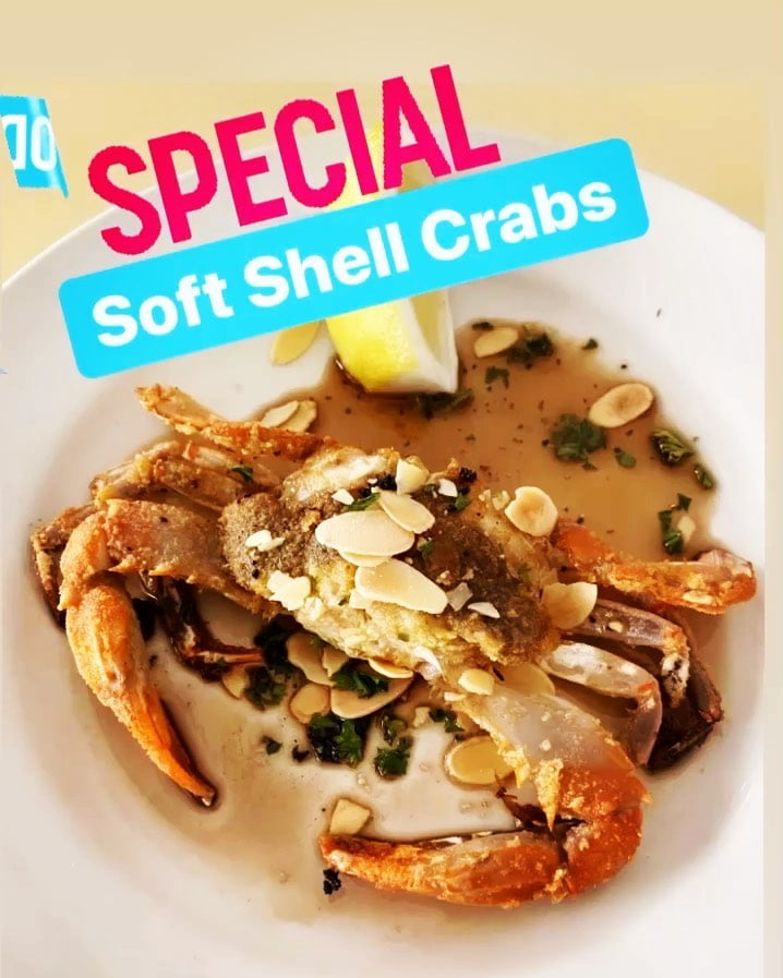 LBI Soft Shell Crab Special Tonight! Get them while they last! . . .             …