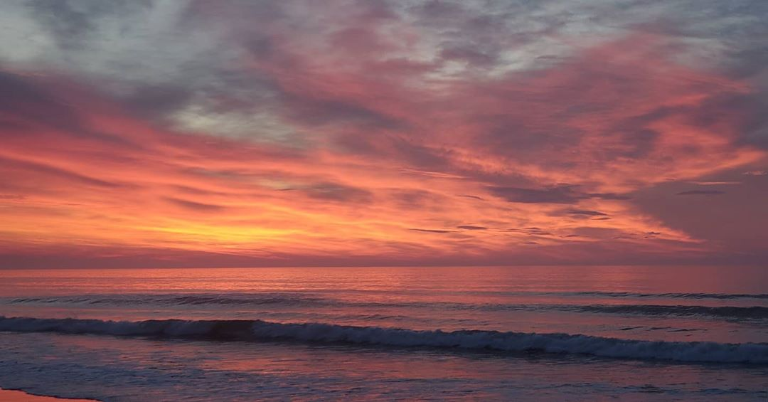 Read more about the article LBI Sol rise ~  Sunday, August 23, 2020         …