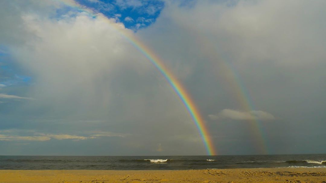 LBI Somewhere over the rainbow skies are blue And the dreams that you dare to dream …