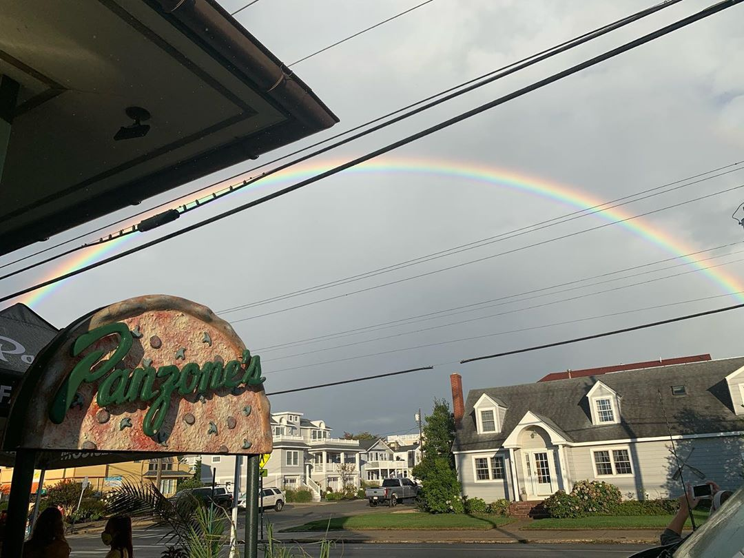 LBI  Somewhere over the rainbow you can find Panzone's                       …