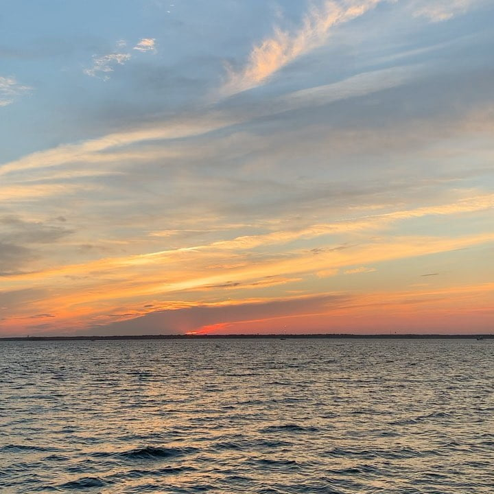 LBI Summer sunsets … Fantastic weekend vibes …  * * * * * *                 …