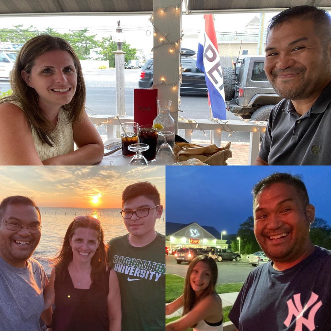 LBI The 2020  is over — a badly-needed break with the fam, filled with food, putt-pu…