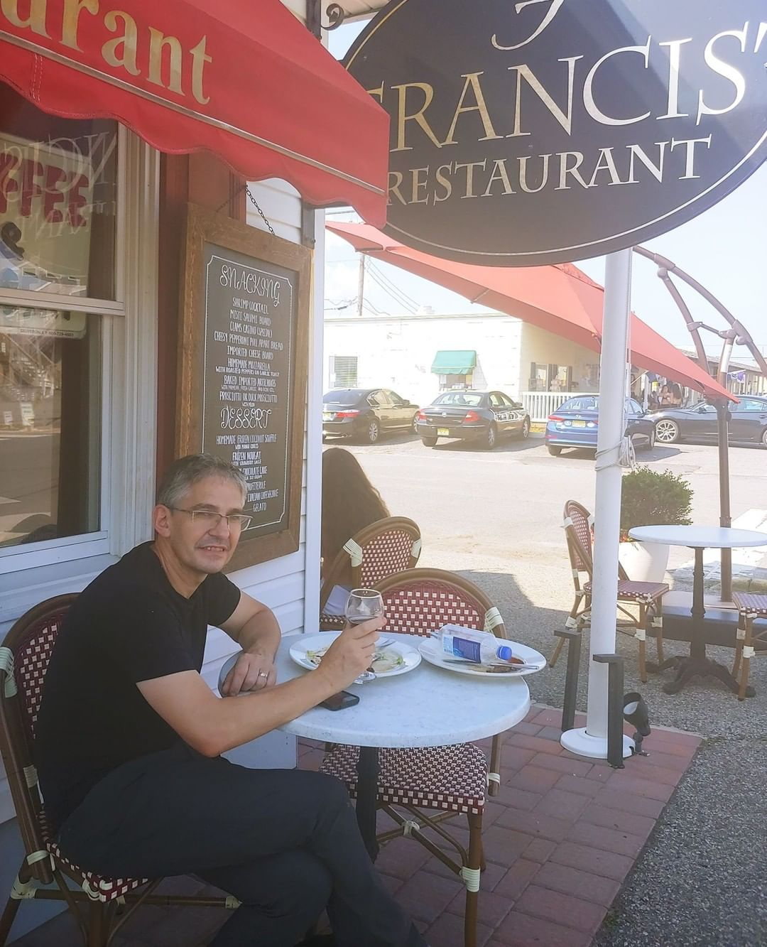 LBI The Chef on the other side of the table!                …