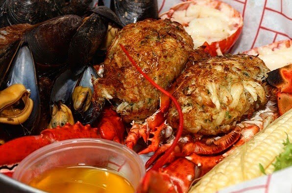LBI The Last Sunday in August calls for our Baked Lobster Stuffed with Lump Crabmeat…