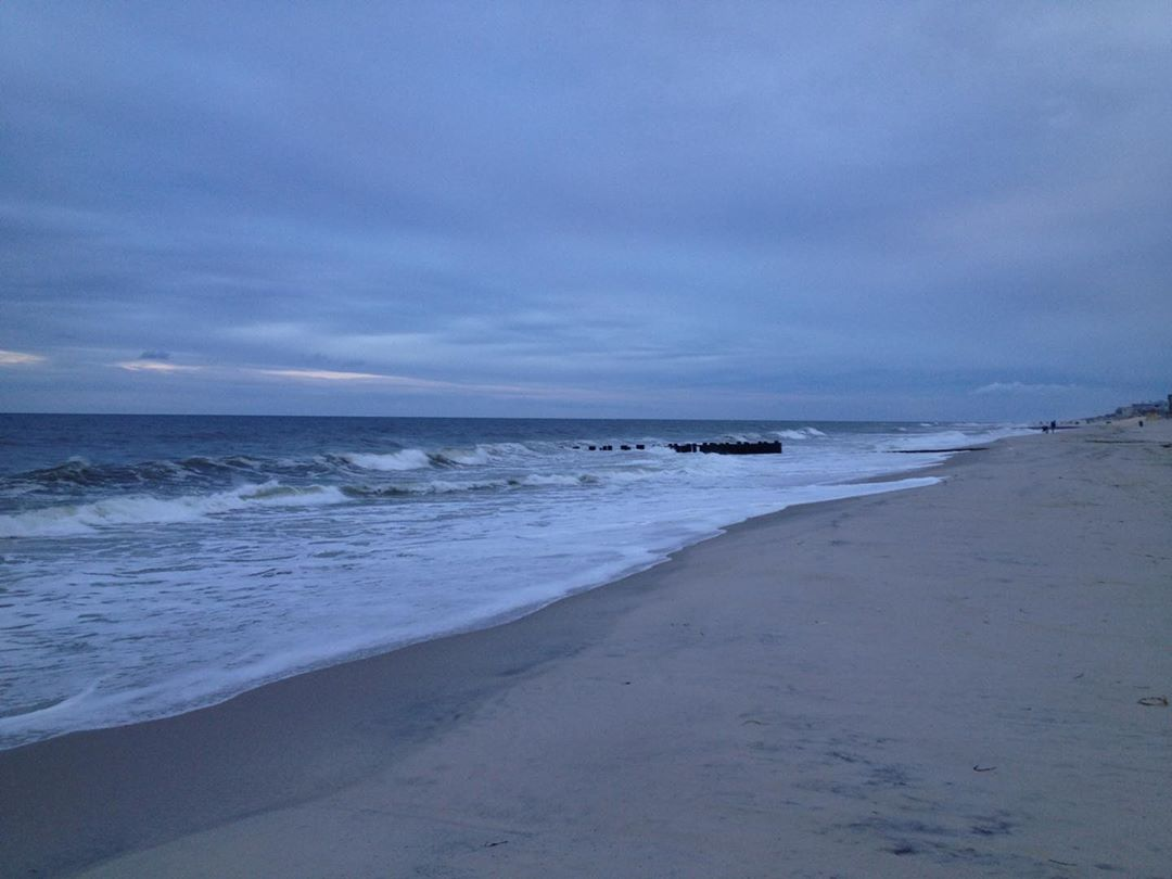 LBI The vacay countdown continues. This looks like the perfect amount of  to us. . ….