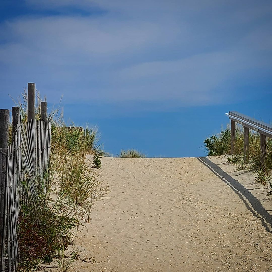LBI The walkway to paradise as i see it   . .                    …