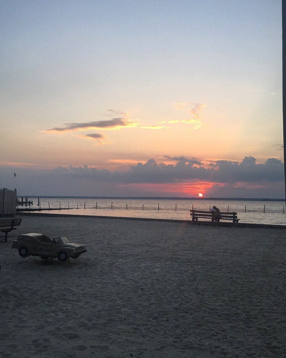 LBI What a beautiful place to be     …