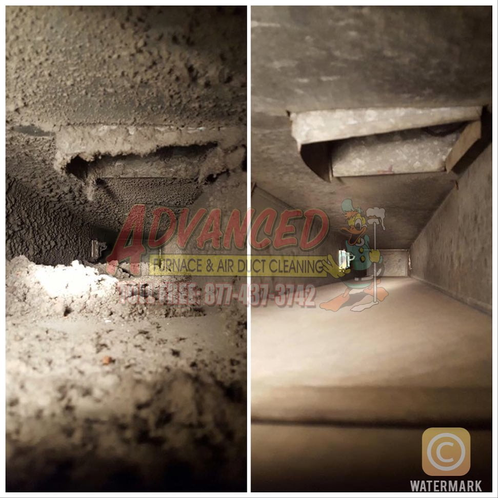 LBI What's hiding in your air ducts?? DID YOU KNOW indoor air is 2-5 times more poll…