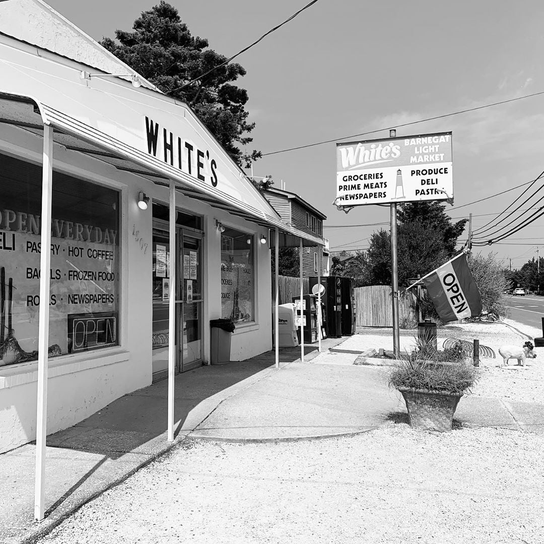 LBI White's old timey grocery store in Barnegat Lighthouse, NJ     …