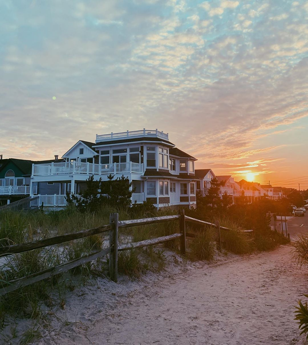 LBI beachfront              …