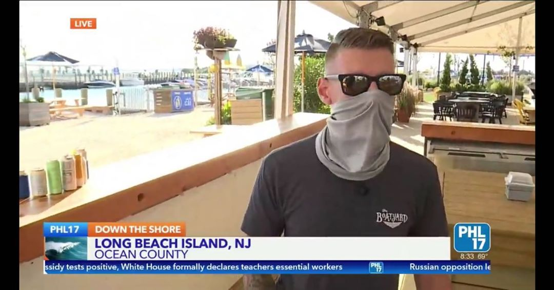 LBI that time i was live on the @phl17 morning news for a super cool interview at @t…