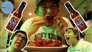 LUDICROUS WING CHALLENGE!