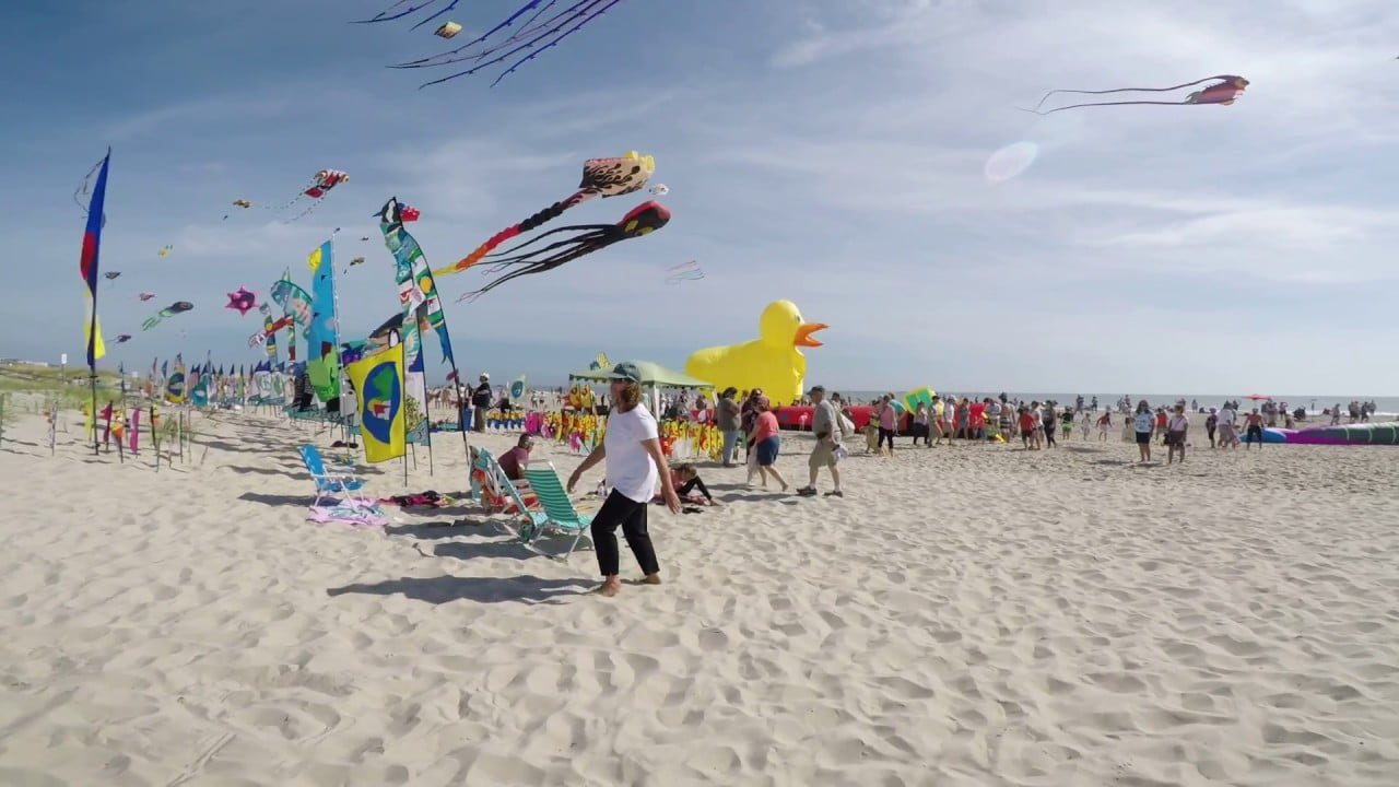 Read more about the article Long Beach Island – Kite Festival