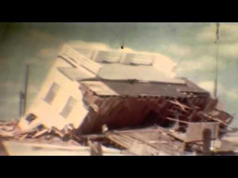Long Beach Island NJ – March 1962 Hurricaine Aftermath