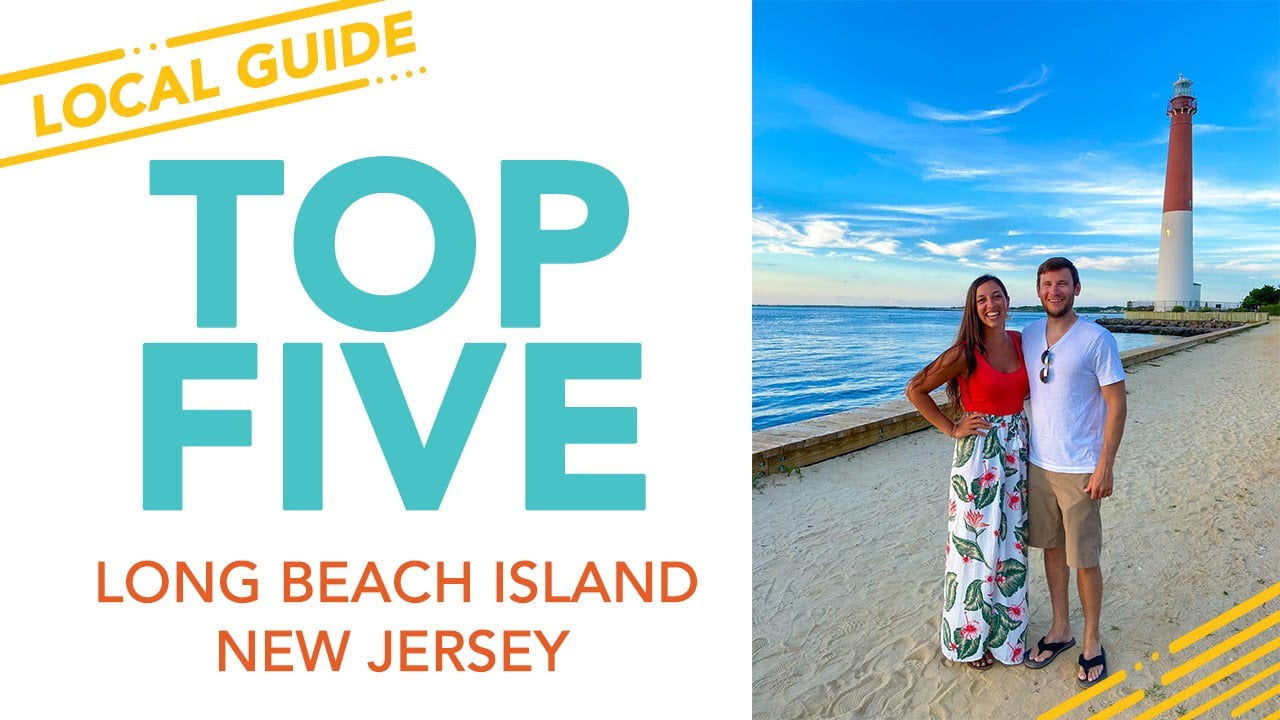 Long Beach Island, New Jersey   TOP 5 THINGS TO DO #LBI