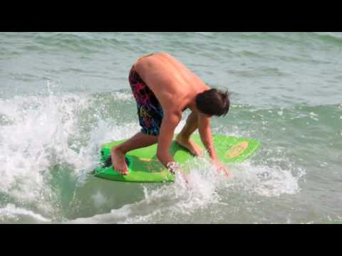 Long Beach Island Skimboarding