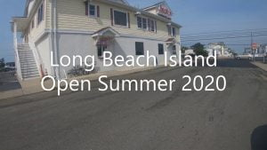 Long Beach Island is open for Summer of 2020 #LBI