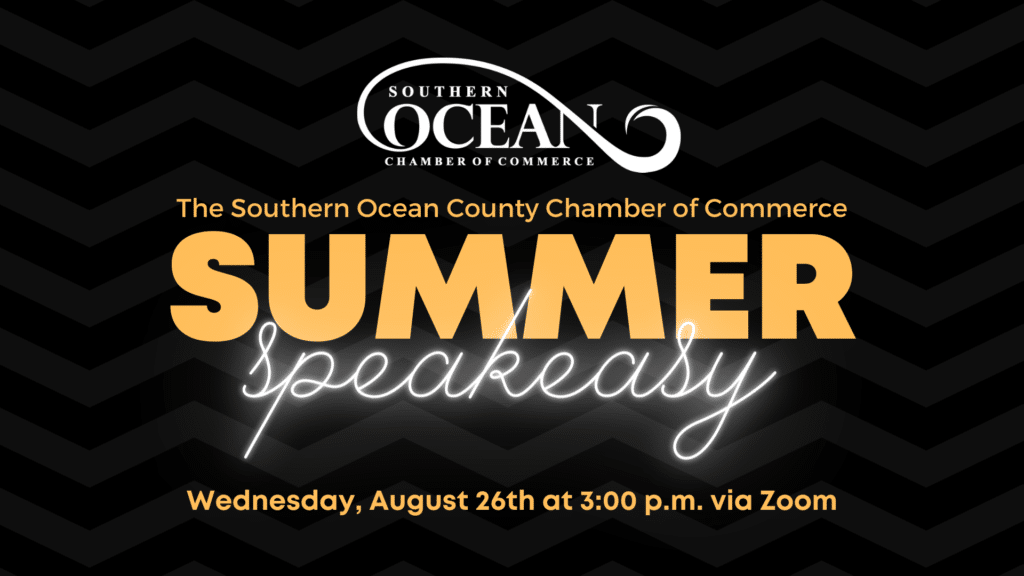 Southern Ocean Chamber Sets August Member Activities – Visit LBI Region