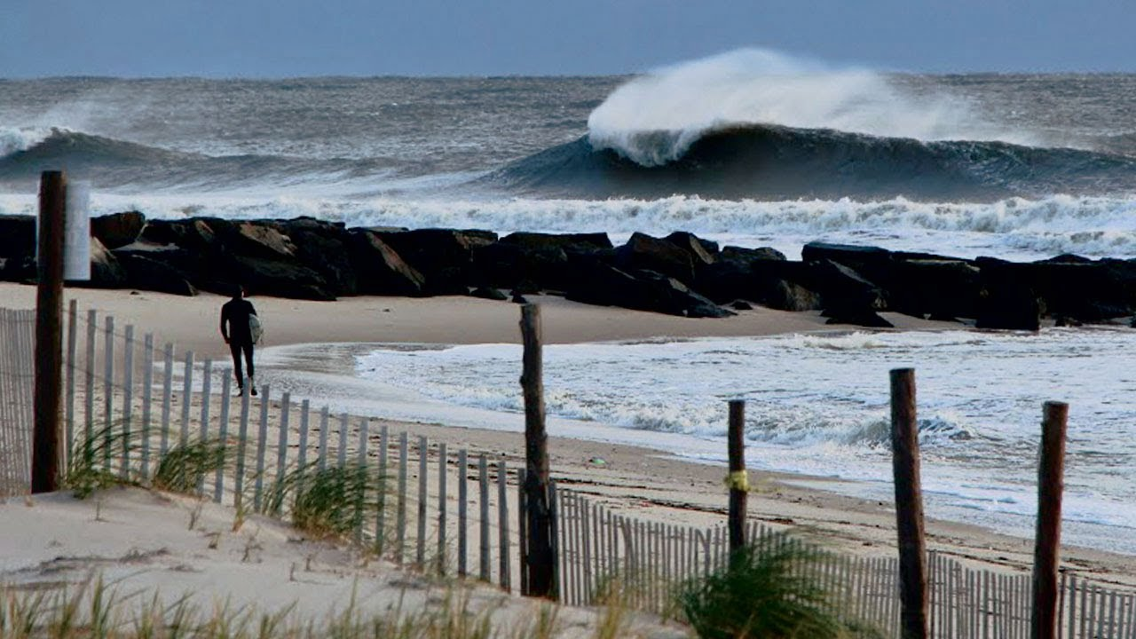 Surfing & Bodyboarding 2014 – Long Beach Island, NJ