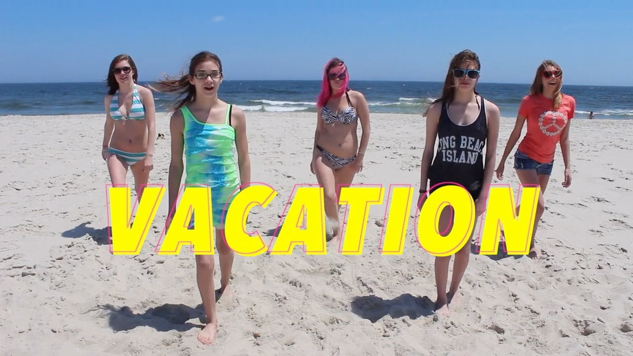 Vacation G.R.L. Long Beach Island Music Video