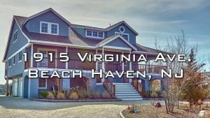 Video Tour 1915 Virginia Ave, Beach Haven, NJ 08008 #LBI