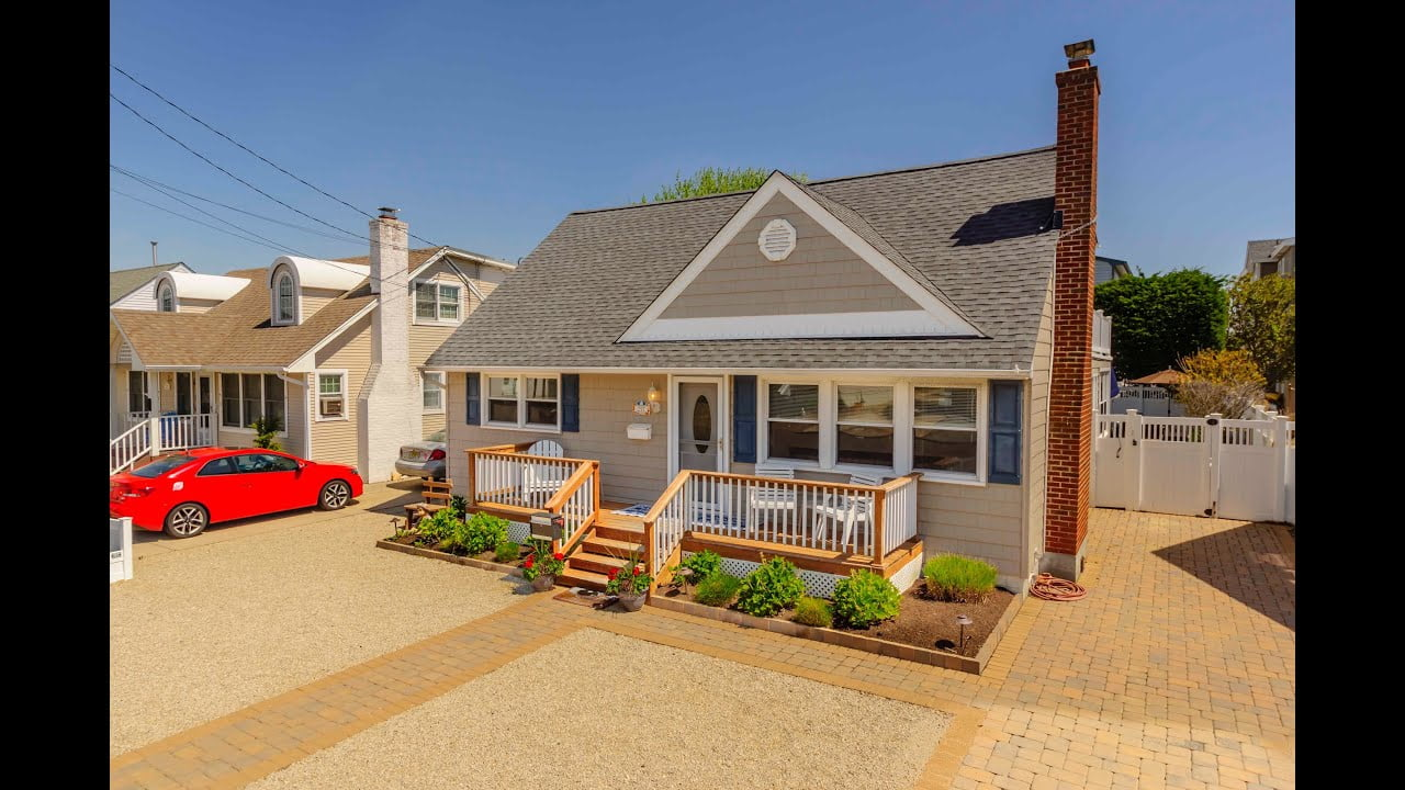 Video Tour 257 N 2nd Street Surf City, New Jersey 08008 #LBI