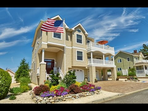 Video Tour 27 N 17th Street Surf City  NJ 08008 #LBI