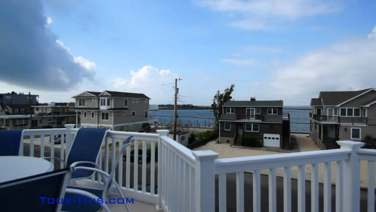 Video Tour Home For Sale 207 West Ave Beach Haven NJ #LBI