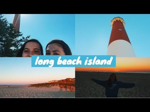 vacation week in my life – long beach island