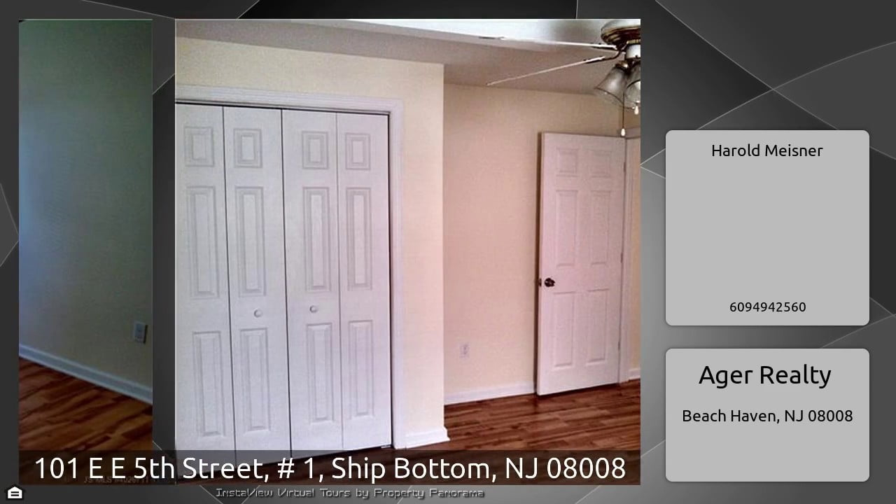 101 E E 5th Street, # 1, Ship Bottom, NJ 08008 #LBI