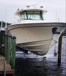 LBI A couple Hi-Tide boat and wave runner lifts that we recently installed. Having  …